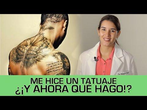 Tatuajes - 5 Tips de Cuidados