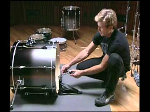 Cómo ensamblar una batería / How to set-up a Drum Set (Parte 2 / Part 2)