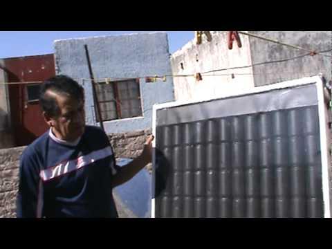 Calentador solar de aire 2