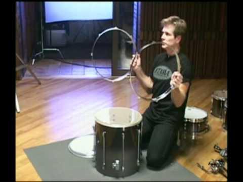 Cómo ensamblar una batería / How to set-up a Drum Set (Parte 1 / Part 1)
