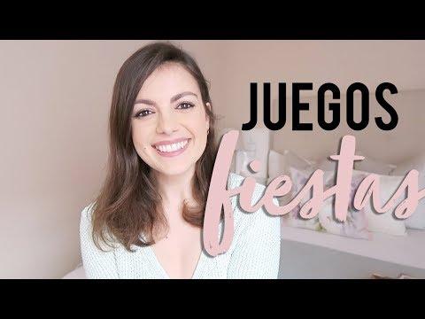 IDEAS DE JUEGOS PARA FIESTAS