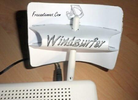 antena windsurfer