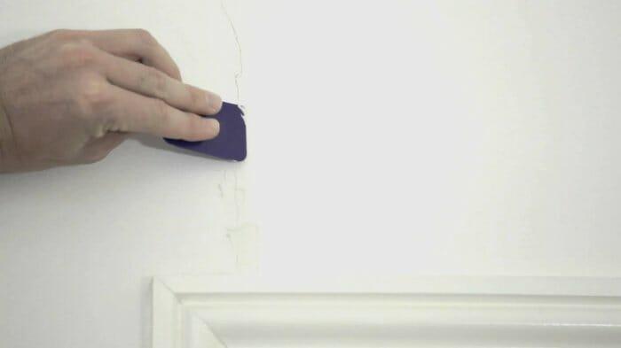 arreglar grietas paredes