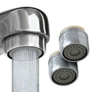atomizadores agua grifos