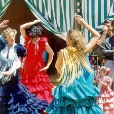 aprender bailar sevillanas