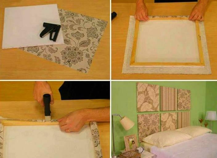 Ideas cabeceros de cama originales - Ideas para hacer cabeceros de cama ...
