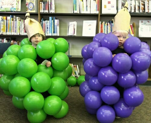 disfraz-globos-racimo