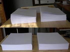 como encuadernar libros