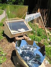 hornos y cocinas solares