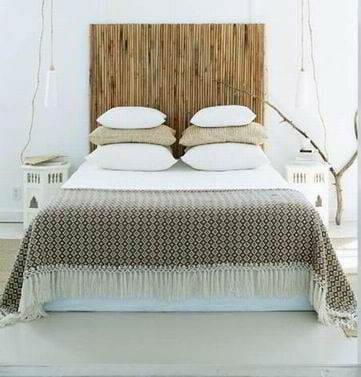 Cabeceros de cama de obra