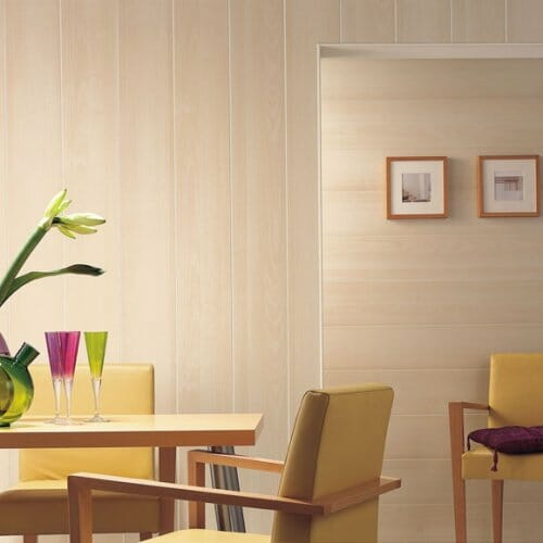imitacion madera decorar pared