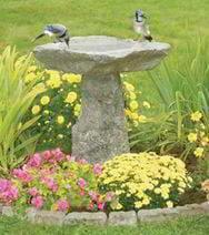 bebederos jardines