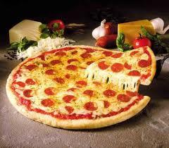hacer masa pizza