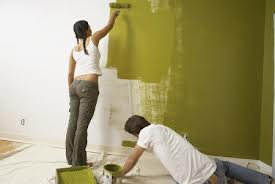 como pintar paredes