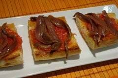 tapas originales anchoas