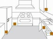 eliminar cucarachas cocina