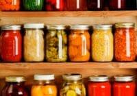 conservas de verduras caseras