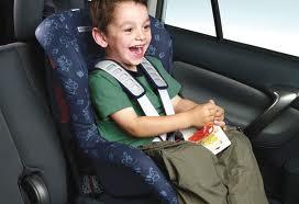 silla seguridad niños coche