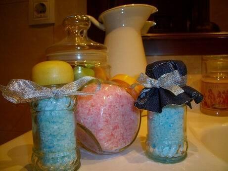 sales aromaticas