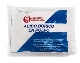 acido borico para cucarachas
