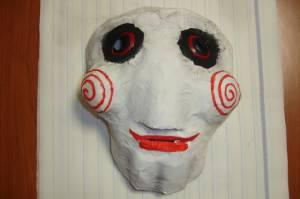 mascara casera saw