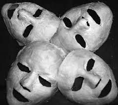 mascaras caseras halloween