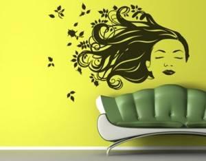 decorar paredes vinilos