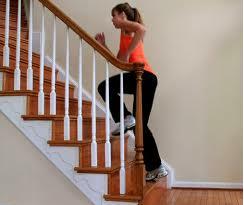 subir escaleras ejercicios