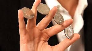 trucos magia monedas