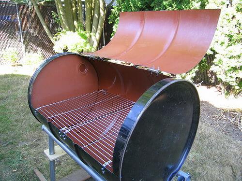 barbacoa barril