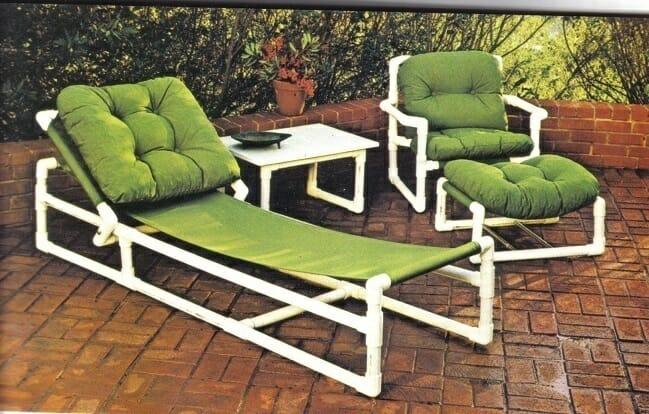 casas cocinas mueble mesas pvc jardin