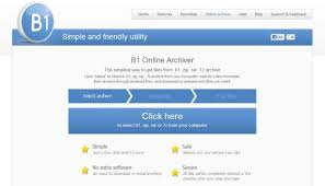b1 archiver online