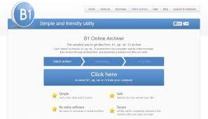 b1 archiver online