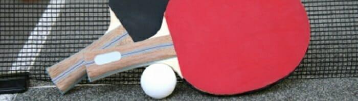 mesa ping pong casera