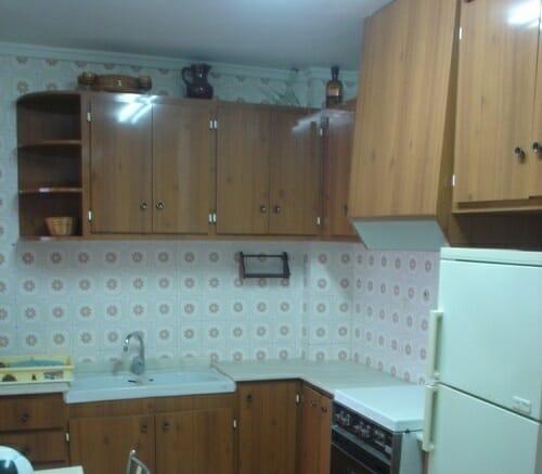 Como reformar una cocina vieja | BRICOMANIACOS