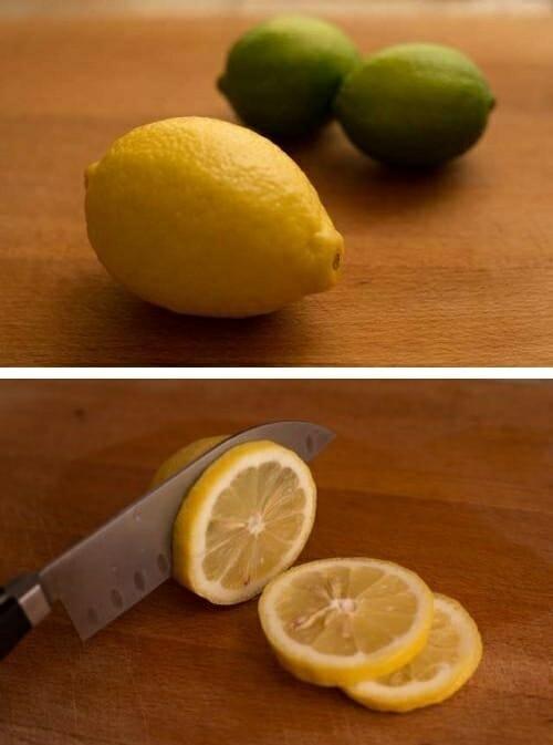 hacer fruta escarchada