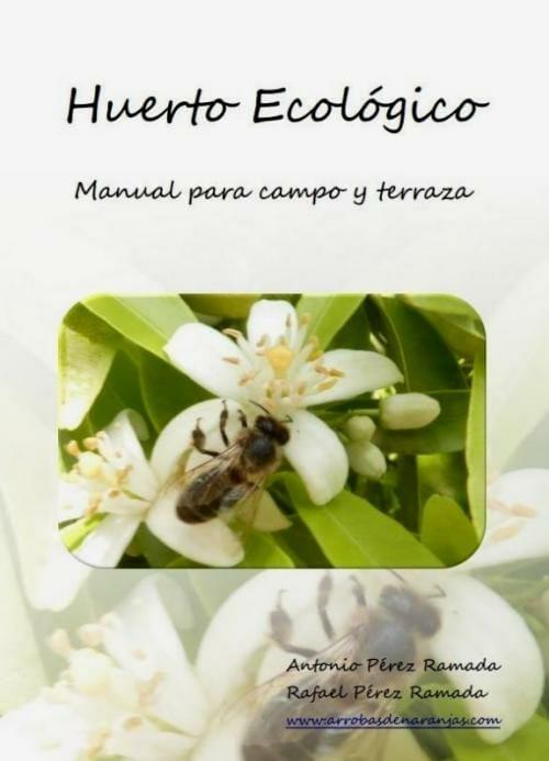 manual huerto ecologico para el campo y terraza