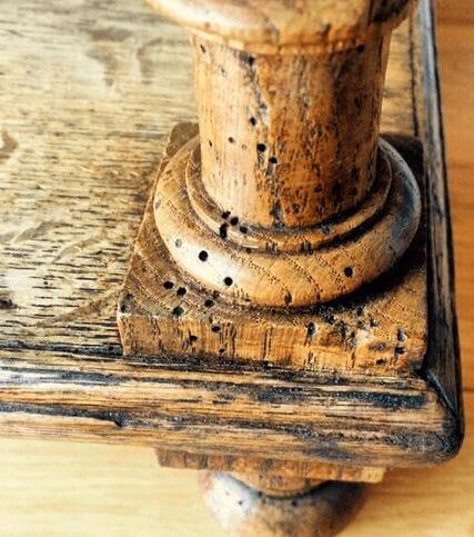 Como eliminar carcoma en muebles antiguos manuales y tutoriales gratis - Carcoma en los muebles ...
