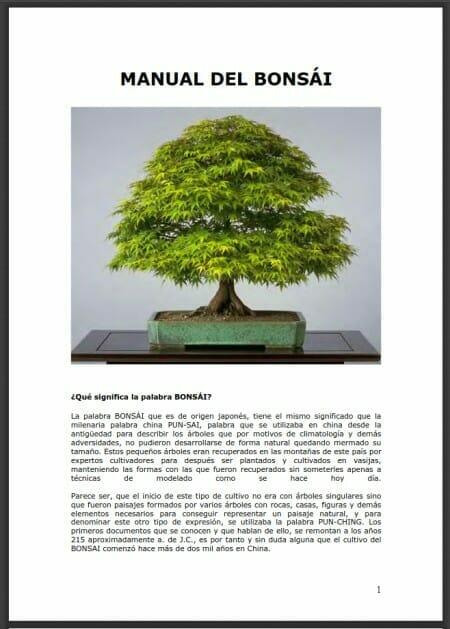 manual del bonsai pdf